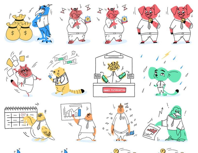 Finance Illustrations
