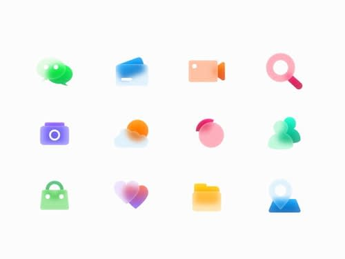Free Glass Icons Sets Download