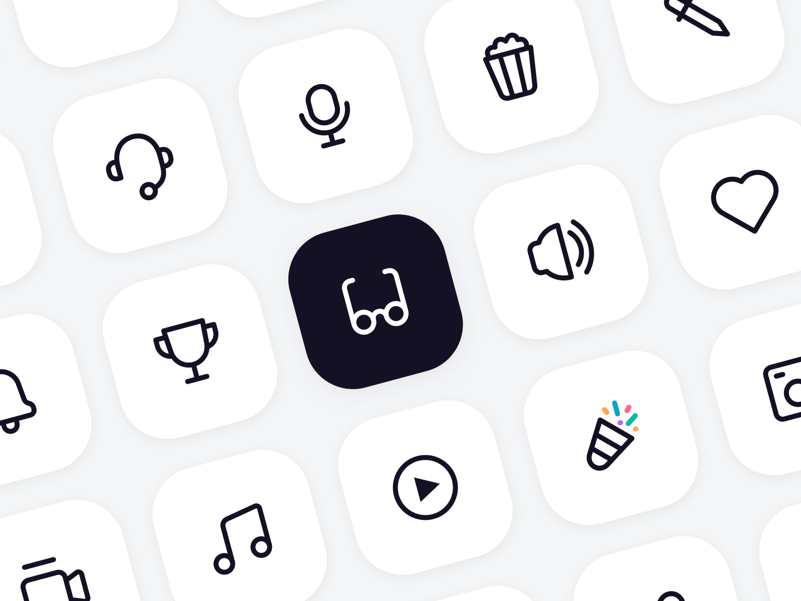 Line Icon giveaway Free Download for Sketch