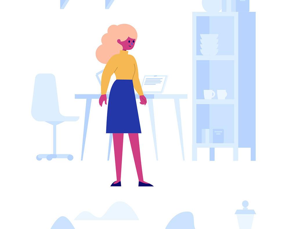 Stubborn – Free Illustrations Generator